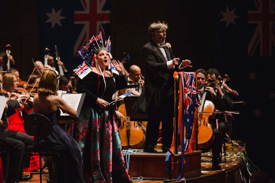 Mso Blog Msos Last Night Of The Proms The Start Of Another Tradition