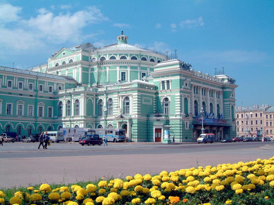 Mariinsky Theatre © State Academic Mariinsky Theatre