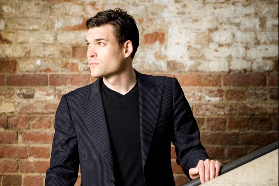 2019 Mozart And Elgar And Evening Of Variations Ryan Wigglesworth