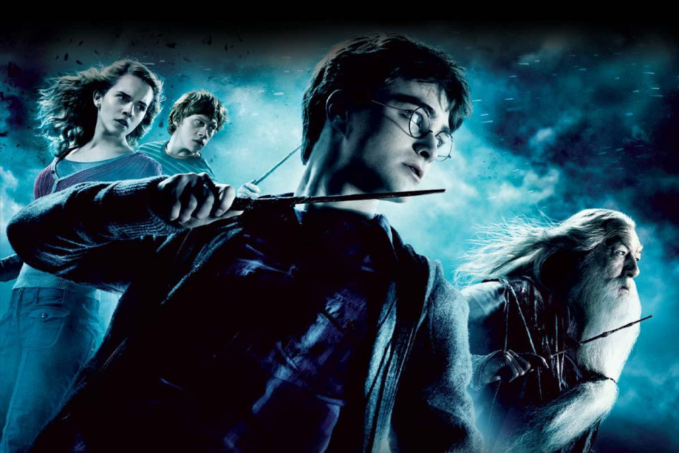 2020 Harry Potter 1200X800