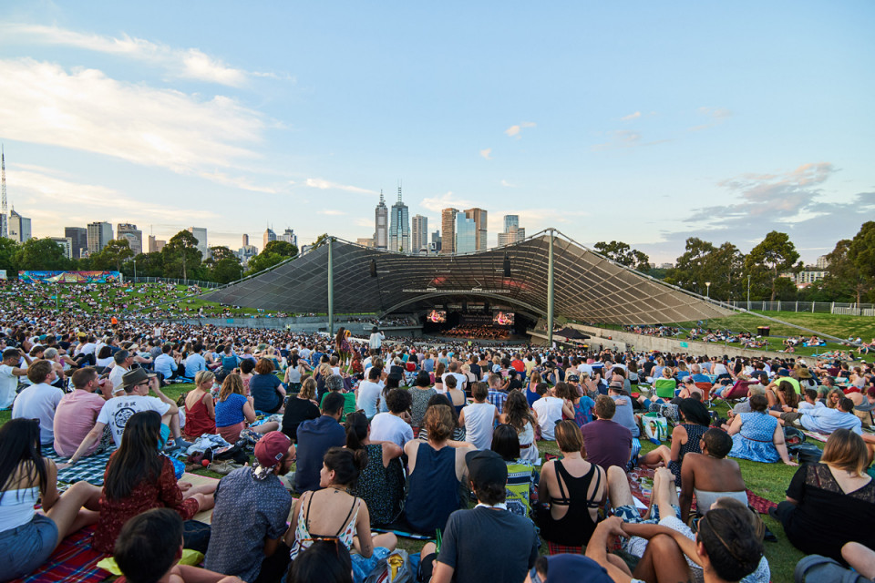 2020 Sidney Myer Free Concert Series 1200X800